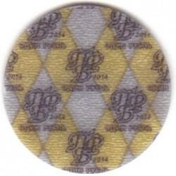 硬币  /> 1卢布, 2014 - 德涅斯特 - obverse