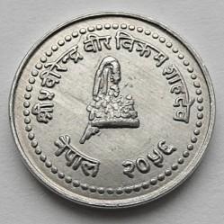 Moneda > 10paisa, 1994-2000 - Nepal  - obverse