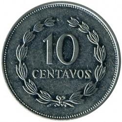 Монета > 10сентавос, 1992-1994 - Ел Салвадор  - reverse