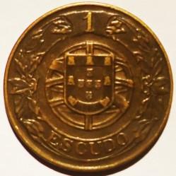 Mynt > 1escudo, 1924-1926 - Portugal  - reverse