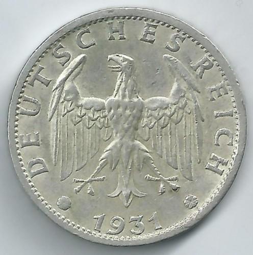 3 Reichsmark 1931 1933 Deutschland Münzen Wert Ucoinnet