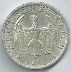 Moneda > 3reichsmark, 1931-1933 - Alemania  - obverse