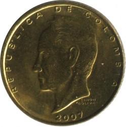 Minca > 20pesos, 2004-2008 - Kolumbia  - obverse