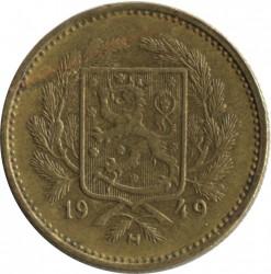 Münze > 5Mark, 1949 - Finnland  - obverse