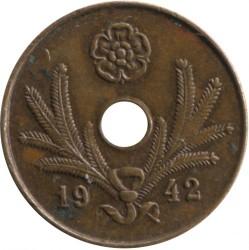 Münze > 5Penny, 1942 - Finnland  - obverse