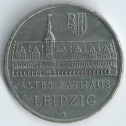 5 Mark 1984 Altes Rathaus Deutschland Ddr Münzen Wert Ucoinnet