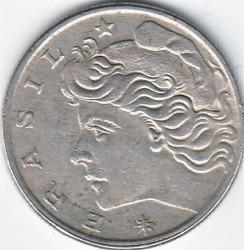 Moneda > 10centavos, 1967-1970 - Brasil  - obverse