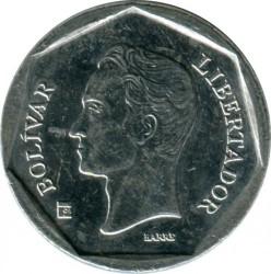 מטבע > 20בוליבר, 2001-2004 - ונצואלה  - reverse