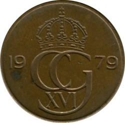 Minca > 5ore, 1976-1984 - Švédsko  - obverse