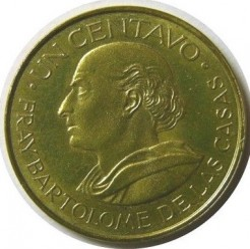 Moneta > 1centavo, 1958-1964 - Gwatemala  - obverse
