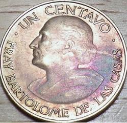 Монета > 1сентаво, 1949-1954 - Гватемала  - obverse