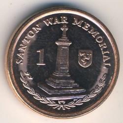 Moneta > 1penny, 2004-2016 - Isola di Man  - reverse