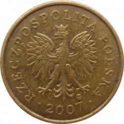 Mynt > 1grosz, 1990-2014 - Polen  - obverse