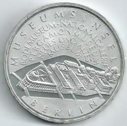 Moeda > 10euro, 2002 - Alemanha  (Museu de Berlim) - reverse