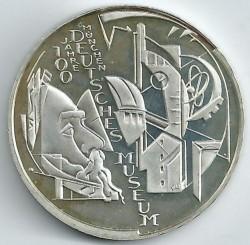 Moeda > 10euro, 2003 - Alemanha  (Centenário do Museu Alemão em Munique) - reverse