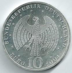 سکه > 10یورو, 2004 - آلمان  (Expansion of the European Union) - obverse