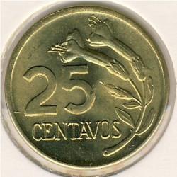 Moneta > 25centavos, 1974-1975 - Peru  - reverse