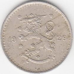 Münze > 50Penny, 1929 - Finnland  - obverse