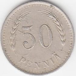 Münze > 50Penny, 1929 - Finnland  - reverse