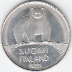 Monēta > 50peniju, 1990-2001 - Somija  - obverse