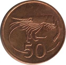 Monēta > 50unces, 1986 - Islande  - reverse