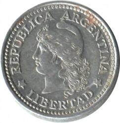 Кованица > 5центи, 1970-1975 - Аргентина  - obverse