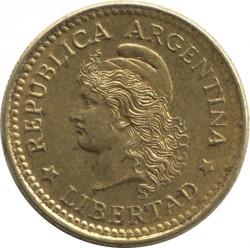 Moneta > 10centavos, 1970-1976 - Argentyna  - obverse