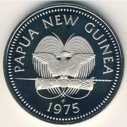 Minca > 20toea, 1975-1999 - Papua Nová Guinea  - obverse