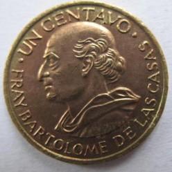 Moneda > 1centavo, 1965-1970 - Guatemala  - reverse