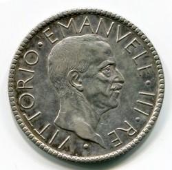 Νόμισμα > 20Λίρες, 1927-1928 - Ιταλία  - obverse