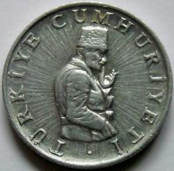 Монета > 10лири, 1983 - Турция  - obverse