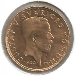 Кованица > 5круна, 1920 - Шведкса  - obverse