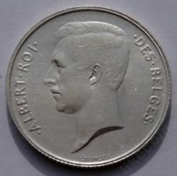Münze > 2Franken, 1910-1912 - Belgien  (Legend in French - 'ALBERT ROI DES BELGES') - obverse