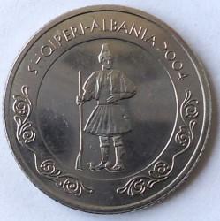 Moneda > 50lekë, 2004 - Albania  - reverse