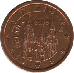 Монета > 2центи, 1999-2009 - Іспанія  - obverse