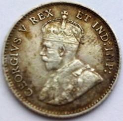 Monedă > 5cenți, 1911 - Canada  - obverse
