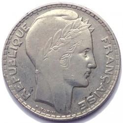 Moneta > 10franchi, 1929-1939 - Francia  - obverse