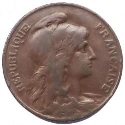 Moneda > 10centimes, 1898-1921 - França  - obverse