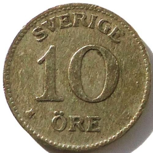 Монета sverige ore 10 дешевые листы для монет