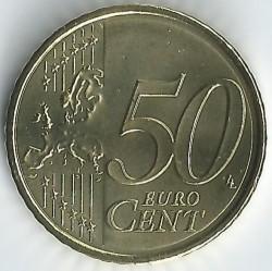 Moneta > 50centų, 2014-2017 - Andora  - reverse