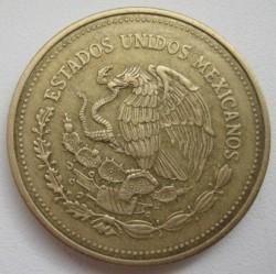 Coin > 1000pesos, 1988 - Mexico  - obverse