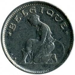 Münze > 50Centime, 1922-1933 - Belgien  (Legend in French - 'BELGIQUE') - obverse