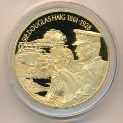 Moneta > 2dollari, 2003 - Caraibi Orientali  (Capi militari britannici - Douglas Haig) - reverse