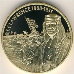Moneta > 2dollari, 2004 - Caraibi Orientali  (Capi militari britannici - Lawrence d'Arabia) - reverse