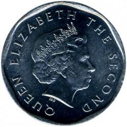 Moneda > 5centavos, 2002-2015 - Estados del Caribe Oriental  - obverse