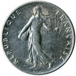 Moneda > 50centimes, 1897-1920 - França  - obverse