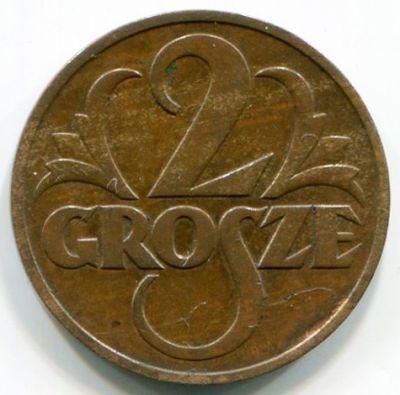 2 гроша 1936 цена монета швеция ссср черри 1989 цена