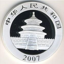 العملة > 10يوان, 2007 - الصين  (الباندا) - obverse