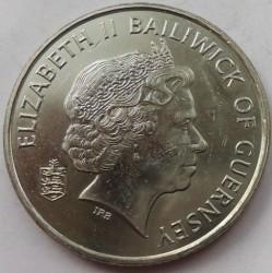Münze > 10Pence, 2003-2006 - Guernsey  - obverse