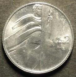 Moneda > 2liras, 1990 - San Marino  (Dieciséis siglos de historia) - reverse